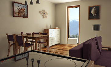 dining room sketchup pro vray artisan by brent the claw-d779wf3